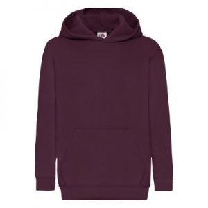 Felpa bambino classic hooded sweat