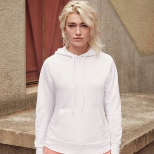 Felpa donna lightweight hooded sweat