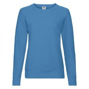Felpa donna lightweight raglan sweat