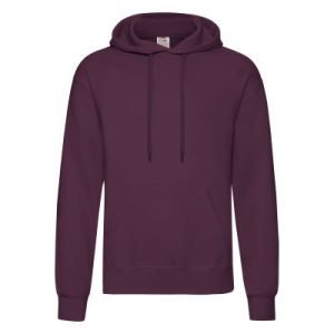 Felpa uomo classic hooded sweat
