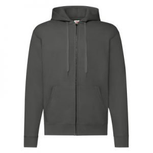Felpa uomo classic hooded sweat jacket