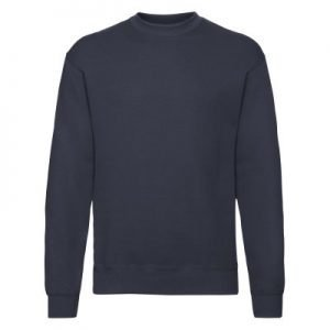 Felpa uomo classic set-in sweat
