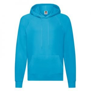 Felpa uomo lightweight hooded sweat