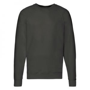 Felpa uomo lightweight raglan sweat