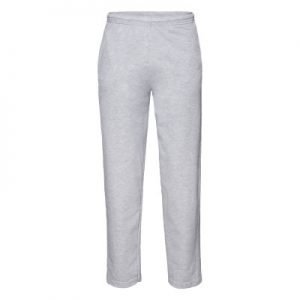 Pantaloni lightweight open hem jog pants