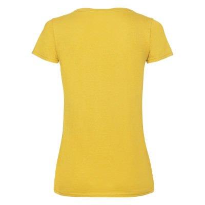 Tshirt v-neck donna Fruit of the Loom