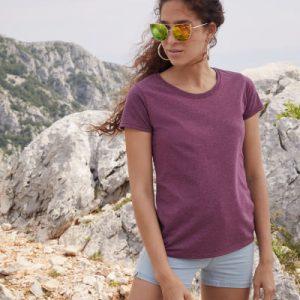 Tshirt donna valueweight