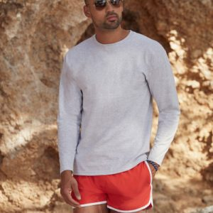 Tshirt uomo valueweight long sleeve